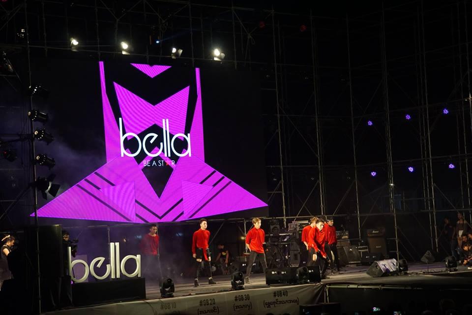 Bella Music Festival Yangon – Star Event Production