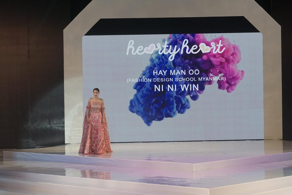 Myanmar Int L Fashion Week 2018 Star Event Production